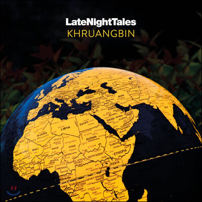 Night Time Stories 레이블 컴필레이션 앨범: 크루앙빈 (Late Night Tales: Khruangbin)