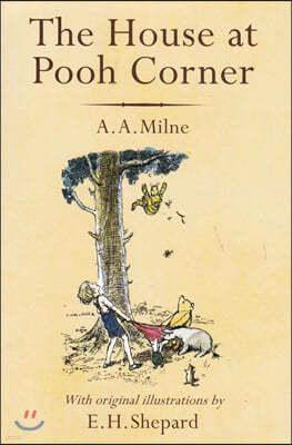 Winnie-the-Pooh : The House Pooh Corner