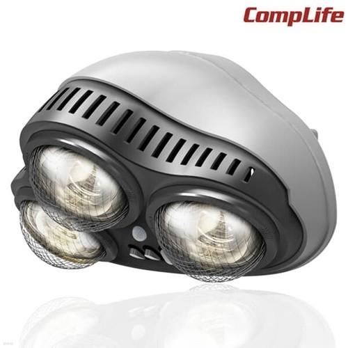 컴프라이프 동작감지 욕실난방기 3구센서 CP3880S