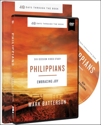 Philippians Study Guide with DVD: Embracing Joy