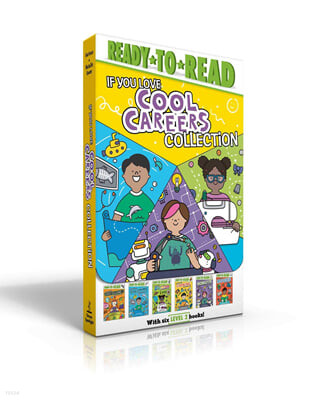 Ready to Read Level 2 : If You Love Cool Careers Collection