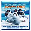 Happy Feet (해피 피트) (한글무자막)(Blu-ray) (2007)