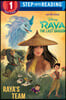 Step Into Reading 1 : Raya's Team (Disney Raya and the Last Dragon)