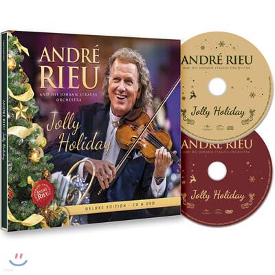 Andre Rieu 앙드레 류: 베스트 캐럴 모음곡 '즐거운 성탄절' (Jolly Holiday)