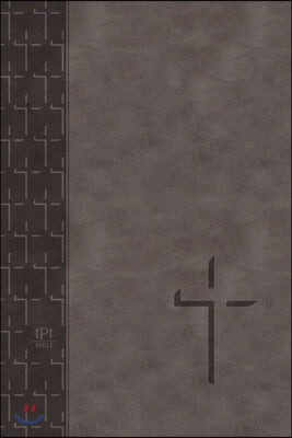 The Passion Translation New Testament (2020 Edition) Large Print Gray: With Psalms, Proverbs, and Song of Songs