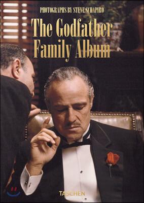 Steve Schapiro. the Godfather Family Album. 40th Ed.