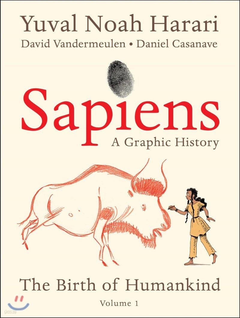 Sapiens Graphic Novel : Volume 1 (미국판)