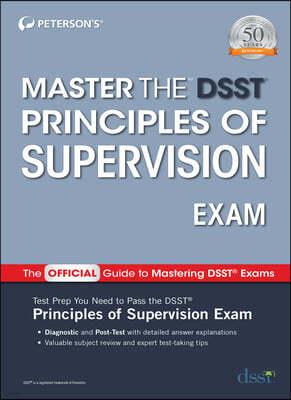 Master the Dsst Principles of Supervision