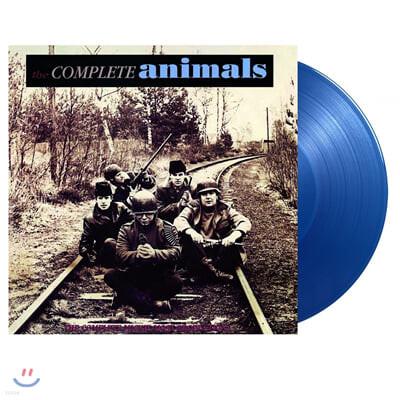The Animals (애니멀스) - The Complete Animals [투명 블루 컬러 3LP]