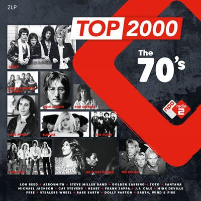 NPO 라디오 컴필레이션: 1970년대 히트곡 모음집 (Top 2000 - The 70's) [그린 컬러 2LP]