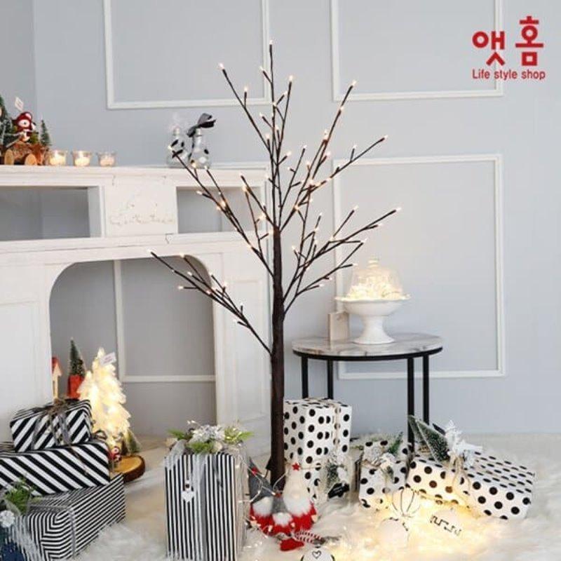 크리스마스 자작나무 트리 9종 택 1