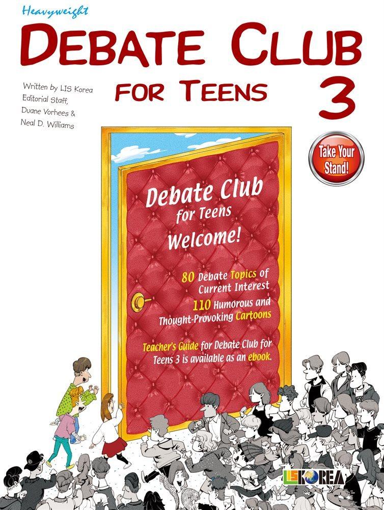 Debate Club for Teens 3