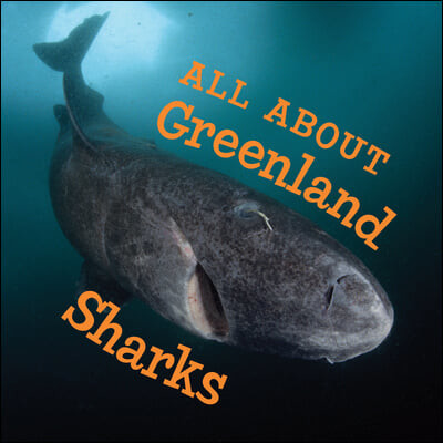 All about Greenland Sharks: English Edition