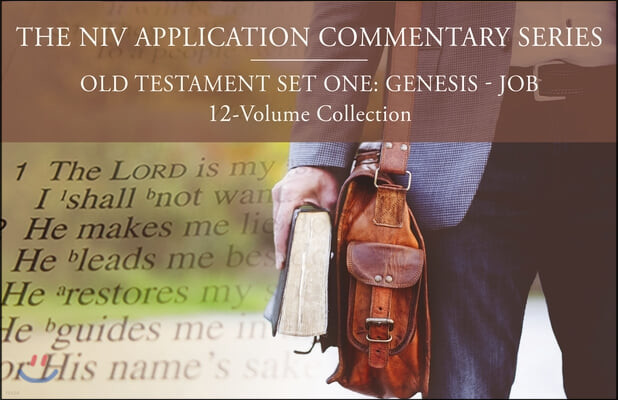 The NIV Application Commentary, Old Testament Set One: Genesis-Job, 12-Volume Collection