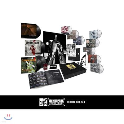 Linkin Park (린킨 파크) - Hybrid Theory [4LP+5CD+3DVD+카세트테이프]