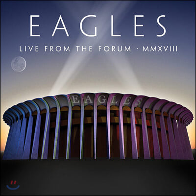Eagles (이글스) - Live From The Forum MMXVIII [2CD+DVD]