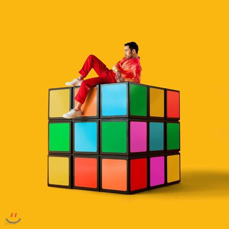 MAX (맥스) - Colour Vision [옐로우 컬러 LP]