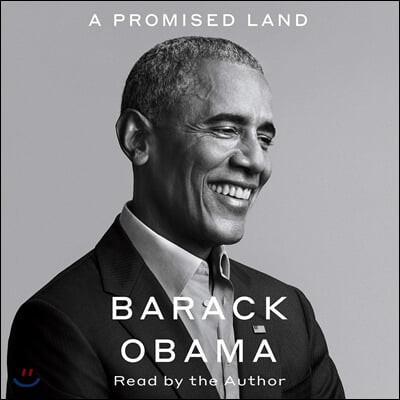 A Promised Land (Audiobook) 버락 오바마 전 미국 대통령 회고록 오디오북