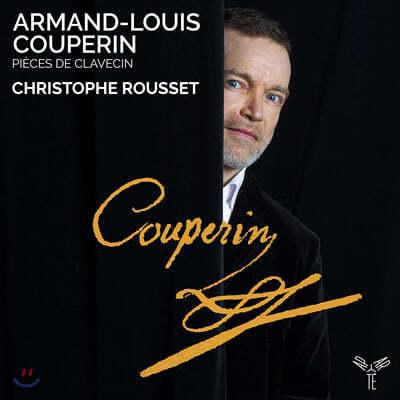Christophe Rousset 쿠프랭: 클라브생 곡집 (Armand-Louis Couperin: Pieces de Clavecin)