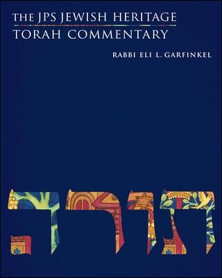 The JPS Jewish Heritage Torah Commentary