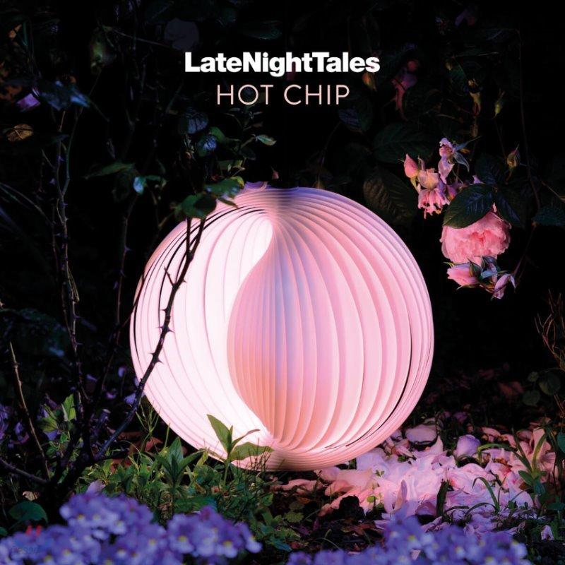 Night Time Stories 레이블 컴필레이션 앨범: 핫칩 (Late Night Tales: Hot Chip) [2LP]