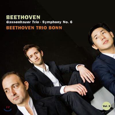 Beethoven Trio Bonn 베토벤: 피아노 3중주 4번, 교향곡 6번 [피아노 3중주 버전] - 베토벤 트리오 본