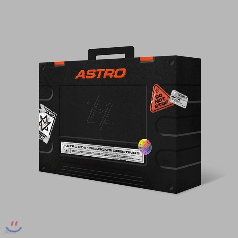 아스트로 (ASTRO) 2021 시즌 그리팅 [START ver.]