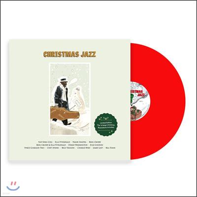 크리스마스 재즈 캐럴 모음집 (Christmas Jazz) [레드 컬러 LP]