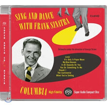 Frank Sinatra (프랭크 시나트라) - Frank Sinatra Sing And Dance With Frank