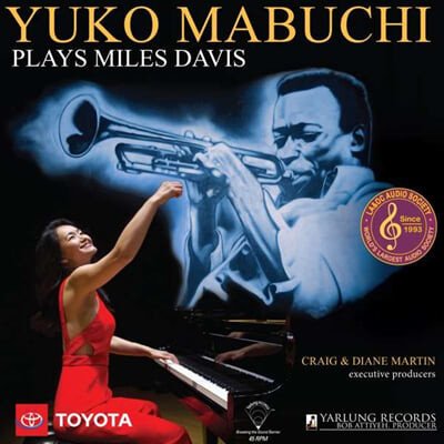 Yuko Mabuchi (유코 마부치) - Plays Miles Davis Vol. 2 [LP]