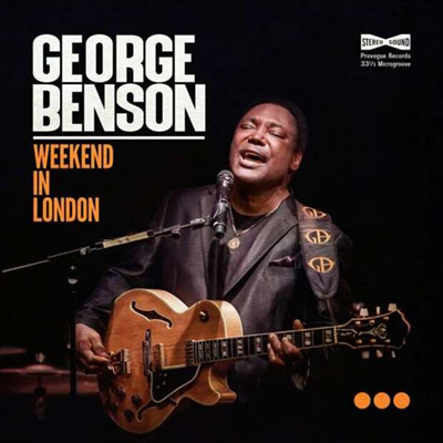 George Benson - Weekend In London (CD)(Digipack)