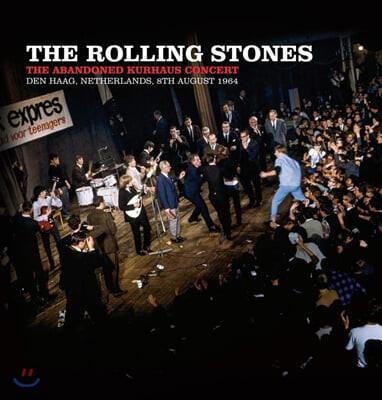 The Rolling Stones (롤링 스톤스) - Abandoned Kurhaus Concert [레드 컬러 LP]