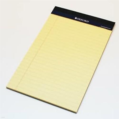 1500 리갈패드 B5 노랑 50매 낱권