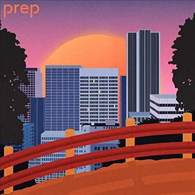 Prep - Prep (Gatefold Black LP)
