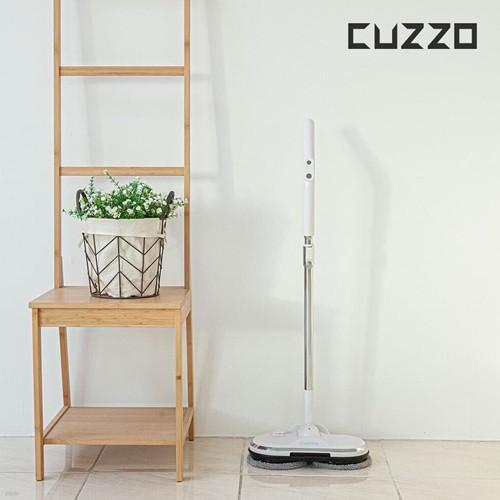 [쿠조] 듀얼모터 물분사 다용도 무선 물걸레청소기