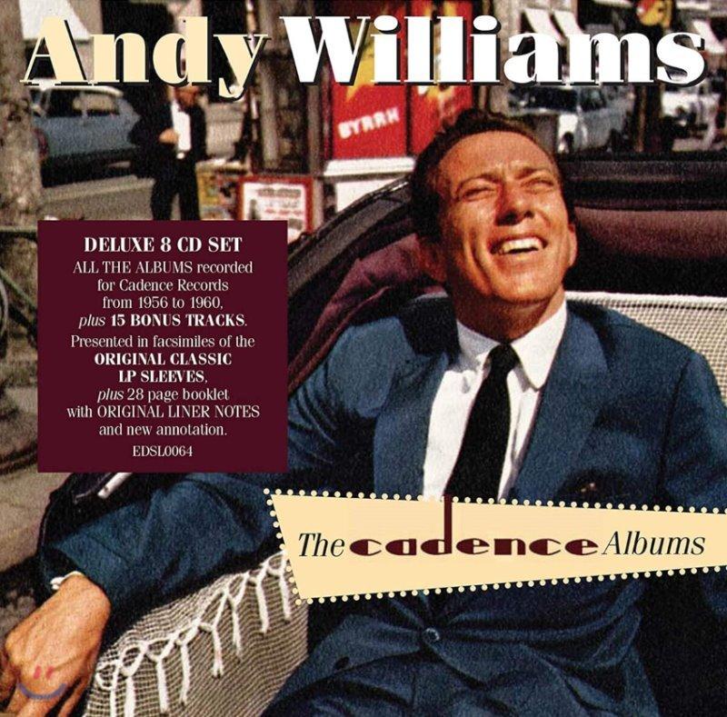 Andy Williams (앤디 윌리암스) - The Cadence Albums