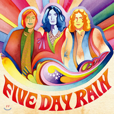 Five Day Rain (파이브 데이 레인) - Five Day Rain [LP]