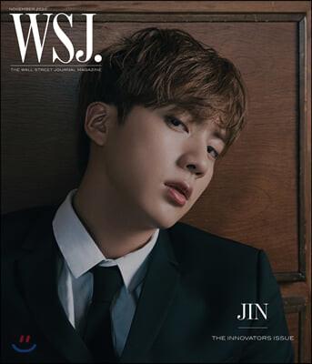 [JIN]The Wall Street Journal USA (월간) : 2020년 11월 : BTS 방탄소년단 커버
