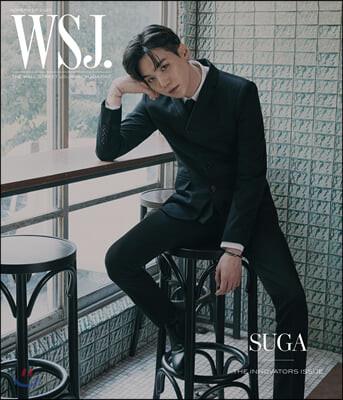 [SUGA]The Wall Street Journal USA (월간) : 2020년 11월 : BTS 방탄소년단 커버
