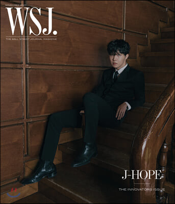 [J-HOPE]The Wall Street Journal USA (월간) : 2020년 11월 : BTS 방탄소년단 커버