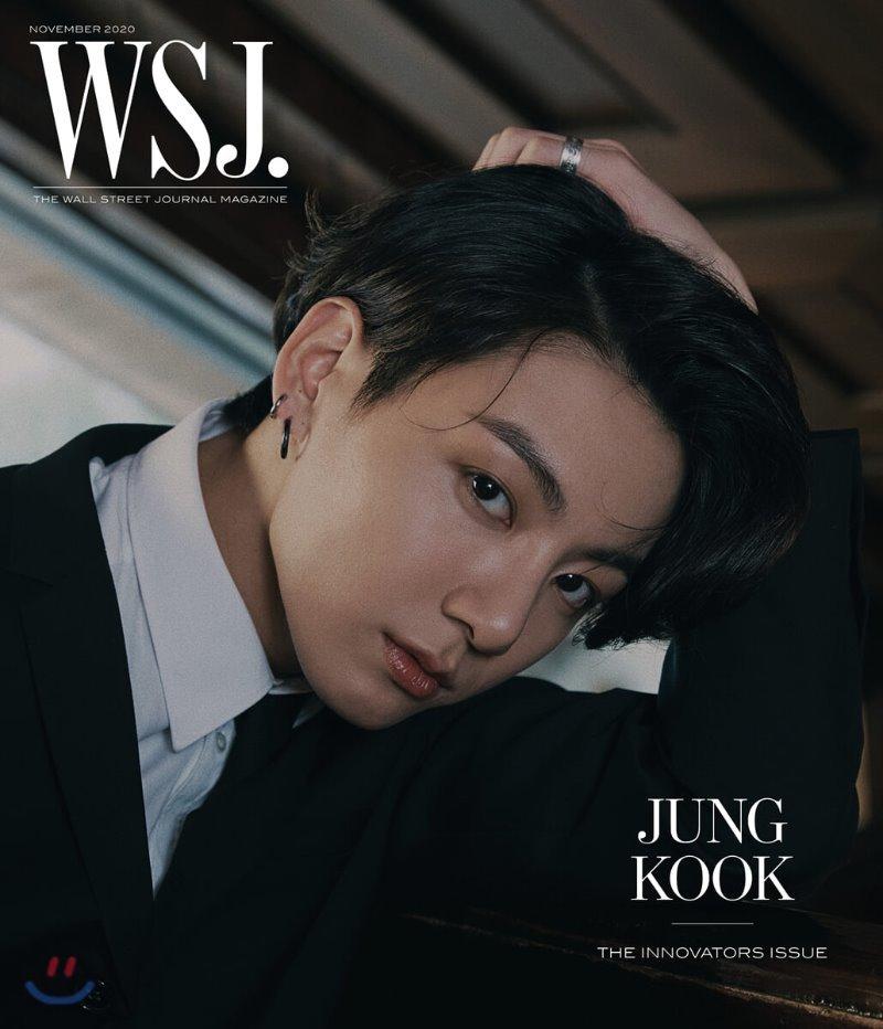 [JUNGKOOK]The Wall Street Journal USA (월간) : 2020년 11월 : BTS 방탄소년단 커버