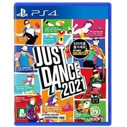 PS4 저스트댄스 2021 한글판