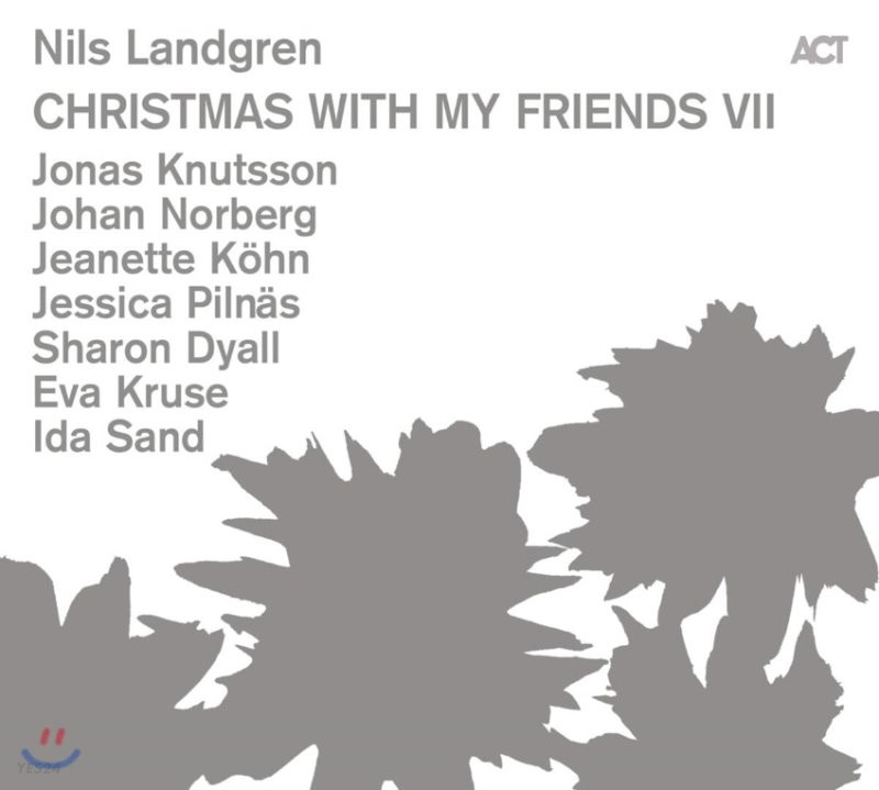 Nils Landgren - Christmas With My Friends VII 닐스 란드그렌 크리스마스 앨범 7집 [LP]