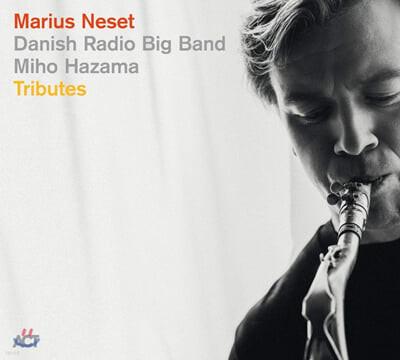 Marius Neset / DANISH RADIO Bigband (마리우스 네셋 / 대니시 라디오 빅밴드) - Tributes