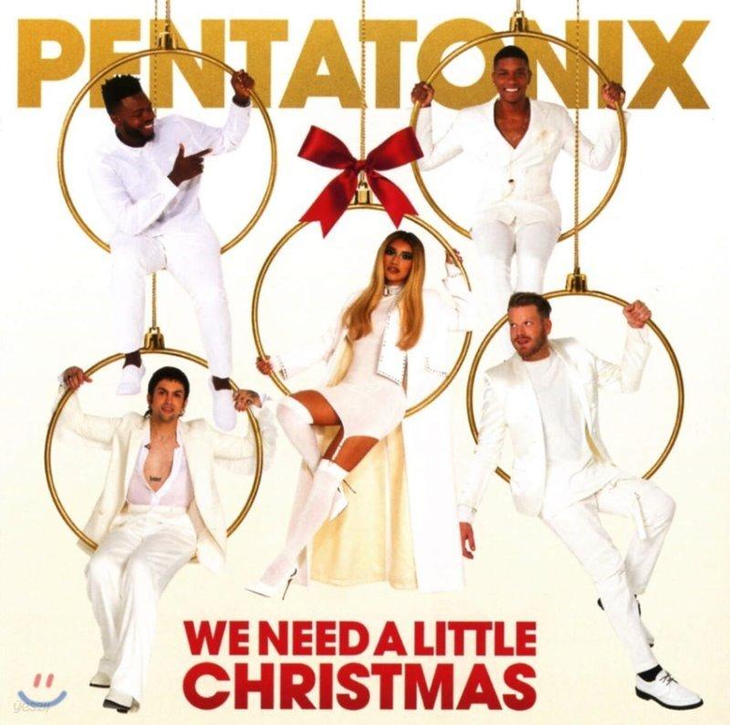 Pentatonix (펜타토닉스) - We Need A Little Christmas