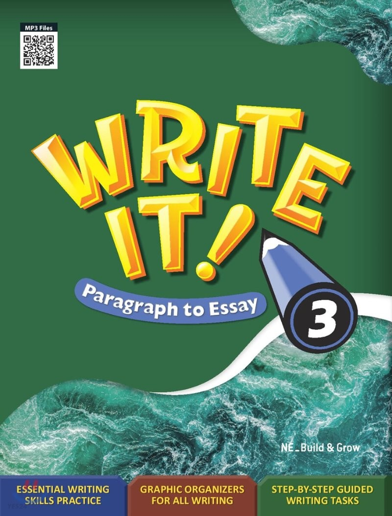 Write It! Paragraph to Essay 3