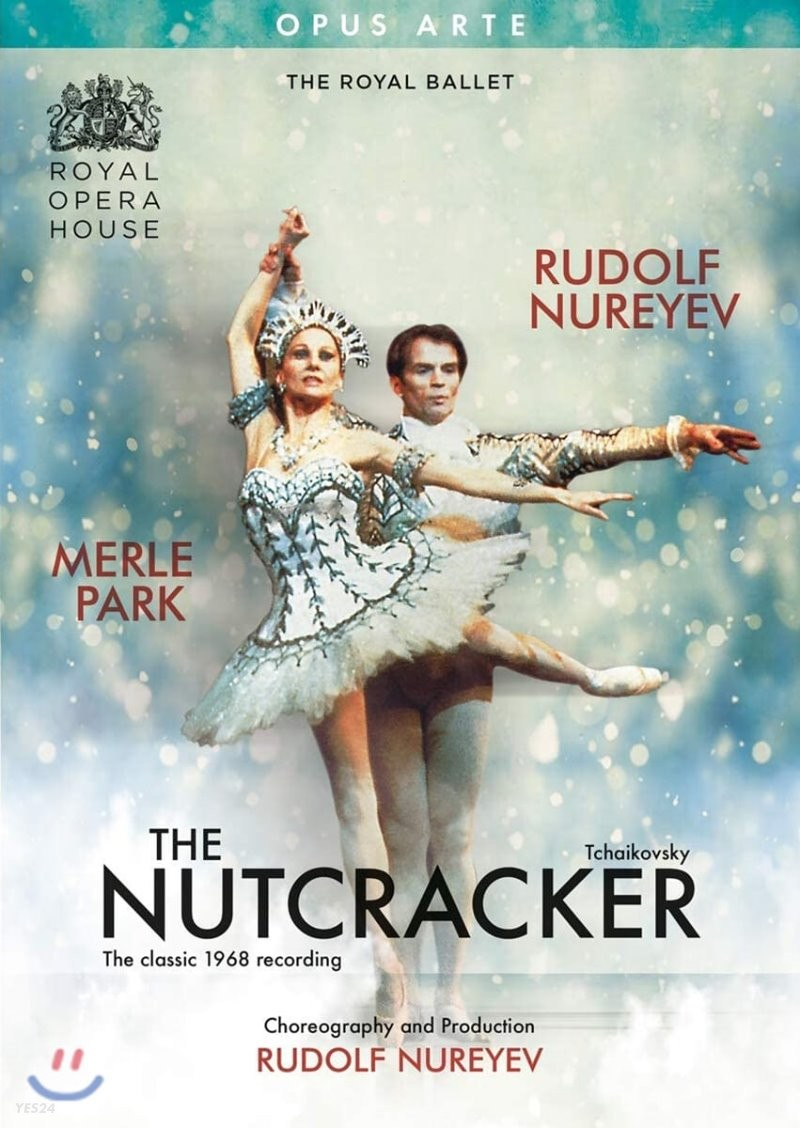 The Royal Ballet 차이코프스키-누레예프: 호두까기 인형 (Tchaikovsky-Rudolf Nureyev: The Nutcracker)
