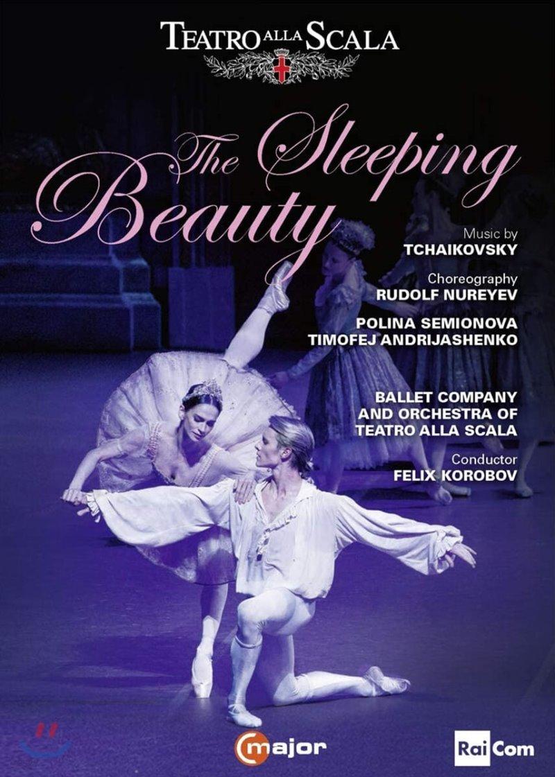 Ballet Company of Teatro alla Scala 차이코프스키-누레예프: 잠자는 미녀 (Tchaikovsky-Rudolf Nurejev: The Sleeping Beauty)