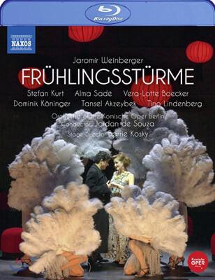 야로미르 바인베르거: 오페레타 '봄의 폭풍' (Jaromir Weinberger: Fruhlingssturme)