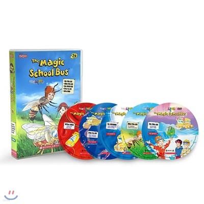 [DVD] The Magic School Bus 신기한 스쿨버스 2집 5종세트